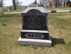 Permelia Ann <I>Rolison</I> Ward
