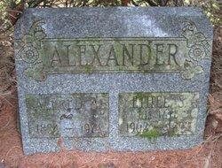 Alfred A Alexander