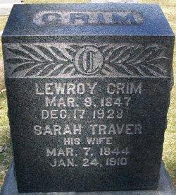Leroy Crim