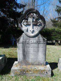 Mary Bowers <I>Campbell</I> Huntington