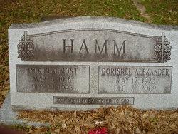 Jack Beaumont Hamm