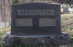 Varina <I>Hooper</I> Arrington