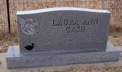 Laura Ann <I>Sedlacek</I> Cash
