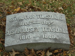 Rev John Teasdale