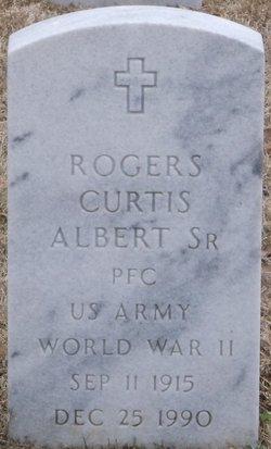 Rogers C Albert