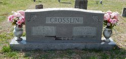 E. Thurman Crosslin