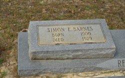 Simon Emory Barnes