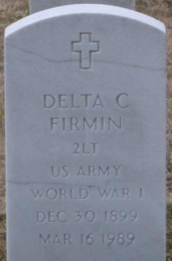 2LT Delta C Firmin