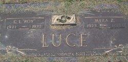 "Clarence LeRoy ""Roy"" Luce"