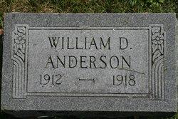 William D. Anderson