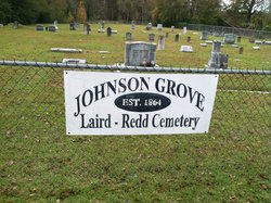 Johnson Grove Laird-Redd Cemetery