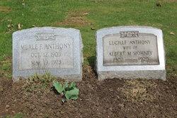 Merle F Anthony