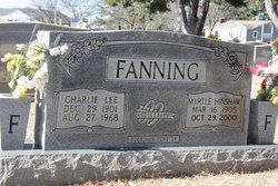 Charles Lee Fanning