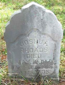 PVT Joshua Rhoads