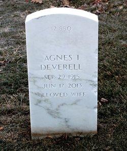 Agnes Ingeborg <I>Knudson</I> Deverell