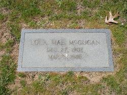 Lola Mae <I>Gay</I> McGugan