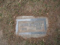 Mary <I>Pomel</I> Voget