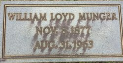 William Wallace Loyd Munger