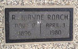 Robert Wayne Roach