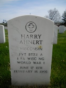 Harry Ahnert
