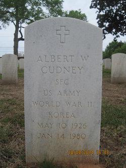 SFC Albert Wilson Cudney