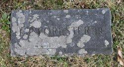 Bradie Paul Forester, Jr