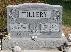 Donna Mae <I>Anderson</I> Tillery