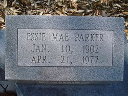Essie May <I>Parker</I> Ramsey