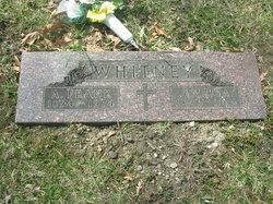 "Amelia M ""Nellie"" <I>Rodewald</I> Whitney"