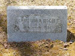 Christina <I>Bauer</I> Mogle