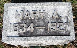 Mary A. <I>Browne</I> Fesler
