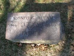 Alonzo Geddes Allam