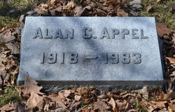 Alan Carey Appel