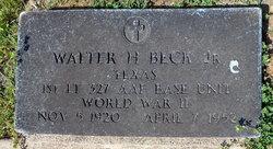 Walter Hartwell Beck, Jr