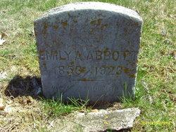 Emily A <I>Ater</I> Abbott