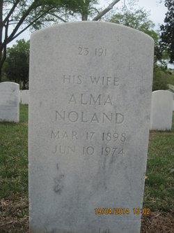Alma <I>Noland</I> Donn