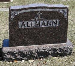 Capt Hubert Roman Allmann