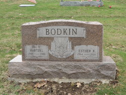 Esther R Bodkin
