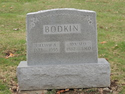 Ida May Bodkin