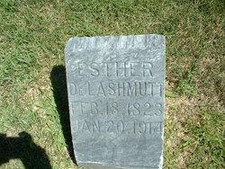 Esther Bartlett <I>Hunt</I> DeLashmutt