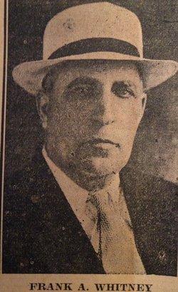 Judge Frank A. Whitney