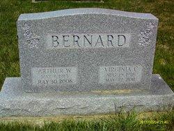 """Arthur Woodmansee """"Art"""" Bernard"""