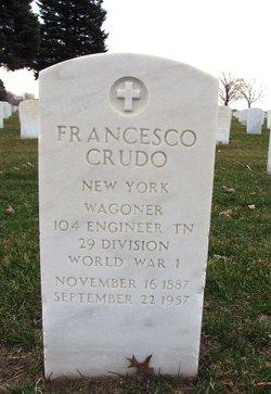 Francesco Crudo