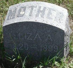 Eliza Ann <I>Chapman</I> Bell