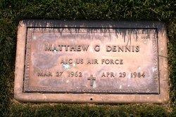 Matthew G Dennis