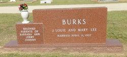 """J. Louie """"Papa"""" Burks"""