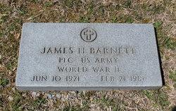 James H Barnett