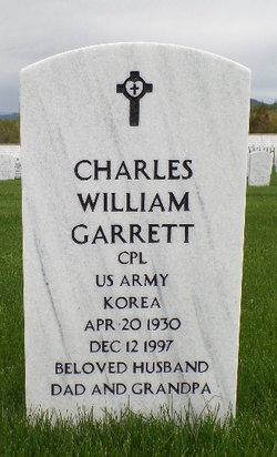 Charles William Garrett