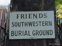 Friends Southwestern Burial Ground