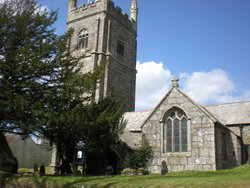 Pillaton Parish Churchyard